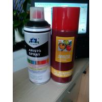 Buy cheap Fast Drying High Gloss Acrylic Spray Paint 400ml Metal Color SGS product