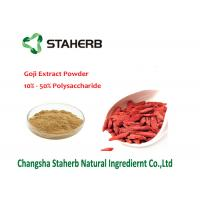China Natural Barbary Male Enhancement Powder , Gojiberry Wolfberry Fruit Extract on sale