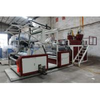 China Cling Film Making Machine Stretch Film With 38 CRMOLA Screw Barrel Material wholesale