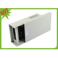 Quality 150W 12V12.5A Rainproof Power Supply Single High Efficiency For LED Lights for sale