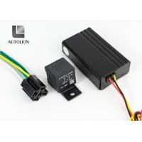 China Diagnostic Function Gps Vehicle Tracker , Real Time Gps Tracking Device For Cars wholesale