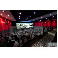 China Pneumatic Motion Simulator Movie Theater System JBL Sound System For 5D Cinema Hall wholesale