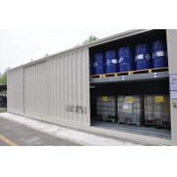 China Chemical Storage Buildings , Hazardous Material Storage Building For Corrosive Liquid wholesale