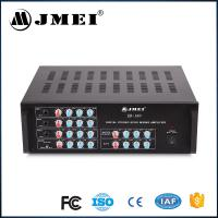 China 160W Pro Karaoke Mixer Amplifier Personal Black 160w 440*430*132mm ISO wholesale