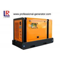 China Small 12kw 3 Cylinders Soundproof Electric Diesel Generator with AVR Automatic Voltage Regulating on sale