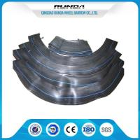 TR4 Valve Motorcycle Tire Tubes 8-10MPA Strong Body Anti - Corrosion Rubber