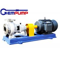 China IH Horizontal Stainless steel chemical centrifugal pump for agricultural drainage wholesale