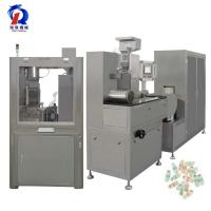 China Hard Gelatin Liquid Filling Capsule Machine wholesale
