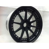 China BSL08/3 piece wheels /step lip/forged wheels/front mount rims/Aluminum 6061 wholesale