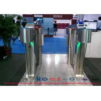 Quality Industrial Swinging Speedgate Turnstile Access Control For Public Areas for sale