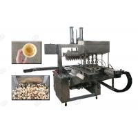 China Ice Cream Cones Biscuit Making Machine in Indonesia Stainless Steel 304 wholesale