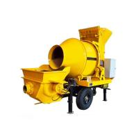 China Electric mini concrete mixer, diesel concrete mixer with pump, concrete trailer mixer pump wholesale