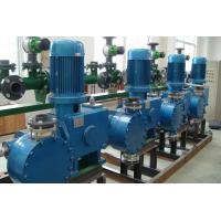 China 6000LPH High Pressure Chemical Pumps , Positive Displacement Pump on sale