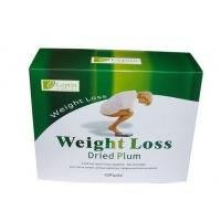 China Leptin Herbal Slim Capsules Weight loss dried plum 100%herbal no side effect slimming body fat burner on sale