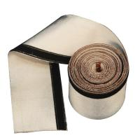 China Fiberglass Braided Heat Insulation Sleeve Fire Retardant 280 - 550 ℃ wholesale