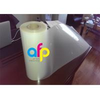 China Matte Thermal Lamination Film , Multiple Extrusion Transparent Roll Laminating Film wholesale