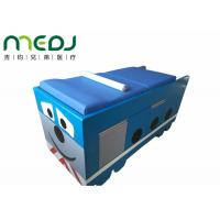 China Blue Car Pediatric Examination Table , MJSD03-06 Children Pediatric Treatment Table wholesale