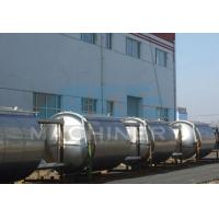 China Sanitary Stainless Steel Storage Tank 2000L (ACE-ZNLG-R4) wholesale