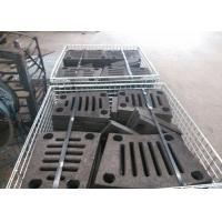 Buy cheap Alloy Steel Wear-resistant Casting Liners For Cement Mill Pass MT Test from wholesalers