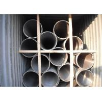Buy cheap Industrial Seamless Alloy Steel Pipe , Seamless Steel Tube ASTM A335 Standard from wholesalers