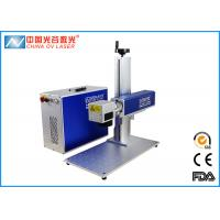 China JPT 20W Fiber Color Mopa Laser Marking Machine for Mobile Phone , Auto Parts wholesale