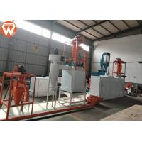 China 350KG / H Floating And Sinking Fish Feed Production Line For Aquaculture wholesale