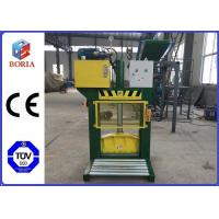 China Rubber Block Cutter Rubber Processing Machine With High Hardness Knife wholesale