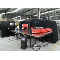 China Steel Structure CNC Plate Punching Machine Closed O Type High Stability wholesale