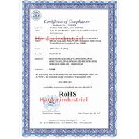 Hanka Industrial Co.,Ltd Certifications