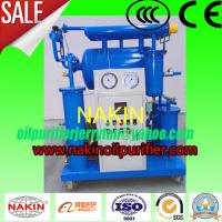 Buy cheap ZY Single  Stage  Vacuum Oil Filtration Machine,Oil Processing Equipment product