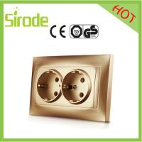 China Floor Socket Type And Residential / General-Purpose Application Wallplate Outlet wholesale