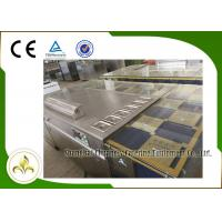 China Built-in Air Blower Teppanyaki Grill Table with Electric/Gas heating in shanghai greenark wholesale