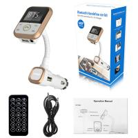 Quality v 4.0 car bluetooth charger with FM&MP3 player for sale
