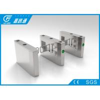 China Pedestrian Barrier Gate With Alarm Function For Business Office Building wholesale