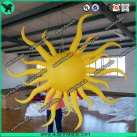 China Inflatable Sun For Event,Inflatable Sun Model,Yellow Inflatable Sun wholesale