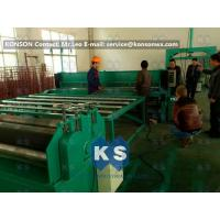 China Customized Gabion Production Line Automatic Straightening Cutting Machine wholesale