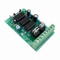 China Single Axes Stepper Motor Controller , Two Phase Servo Motor Controller 50VDC wholesale