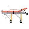 China Foldable Lightweight Basic Emergency Ambulance Stretcher Cot for hospital wholesale