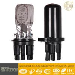 China Large Capacity Fiber Optic Joint Enclosure , Outdoor Coax Enclosure Long Using Life wholesale