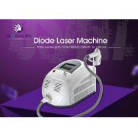 China Painfree Permanent Laser Hair Removal Machine Imported Cooling System wholesale