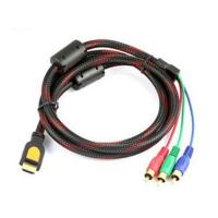 China HDMI Male to 3RCA Video Audio AV Cable wholesale