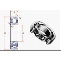 Buy cheap Angular contact ball bearings single row 7320BECBP from wholesalers