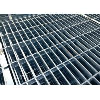 China Stainless Steel Press Welded Grating For Marine Passage Customized Size wholesale
