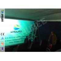 China Interactive Mobile 5D Theater System For Amusement Equipment wholesale