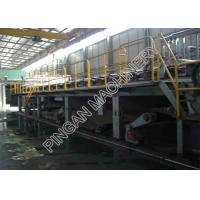 China Thick Chipboard Paper Making Machine One And Half Floor High Speed on sale