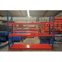 China Nonstandard Q235 Industrial Metal Shelving Light Or Heavy Duty Warehouse Racking System wholesale