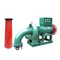 China 75KW Magnet Hydro Power Turbine Generator Machinery for Small Hydro Power Plant on sale