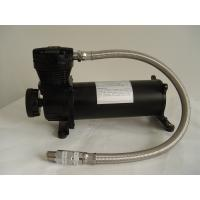 China Steel Material Air Lift Suspension Compressor 70L/Min Air Flow , IP67 Moisture Resistant on sale