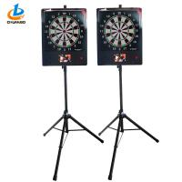 China Indoor Sport Coin Operated Game Machine Wall Hanging Dartboard Darts wholesale