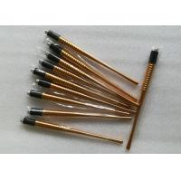 China Golden Color Permanent Makeup Accessories Microblading Hand Tool 168mm Length wholesale